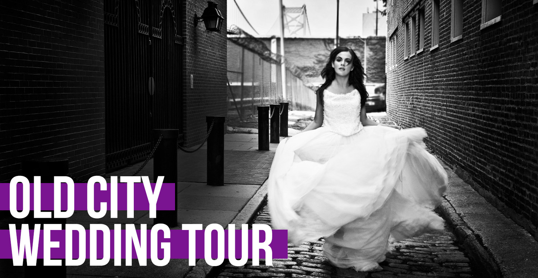 philadelphia old city wedding tour